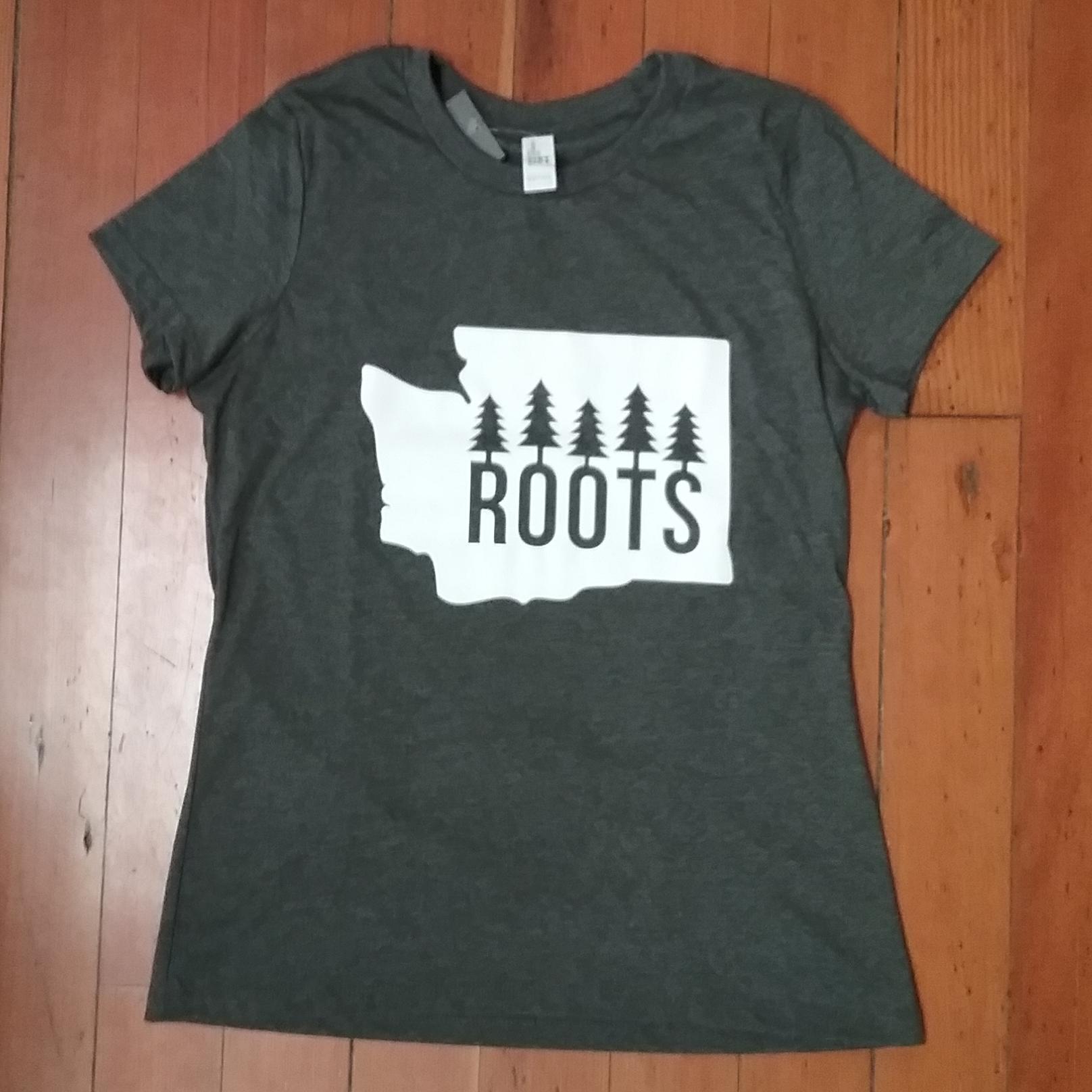 Wmns WA Roots Tee