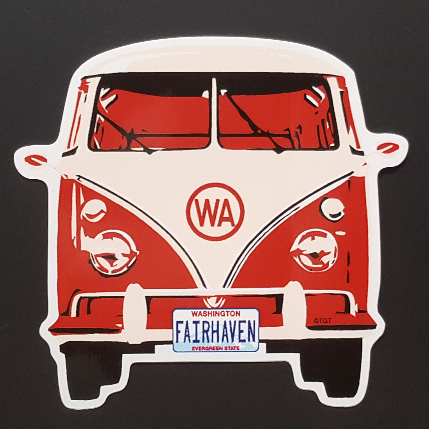 VW Bus Fairhaven