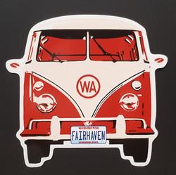 VW Bus Fairhaven