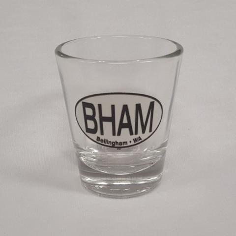 BHAM Shot Glass