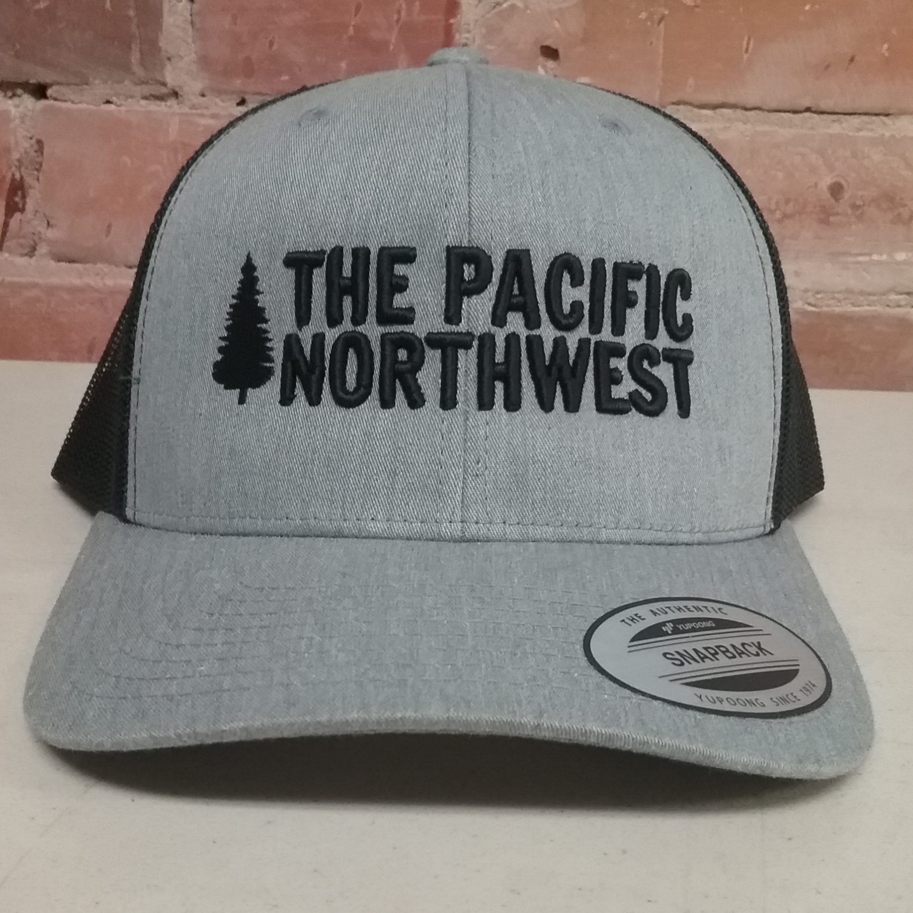 The Pike Trucker Hat PNW