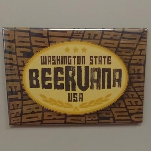WA Beervana Magnet