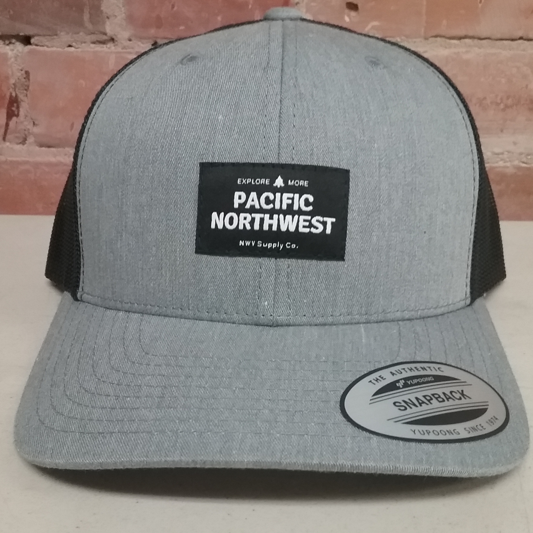 Coast Trucker Hat PNW