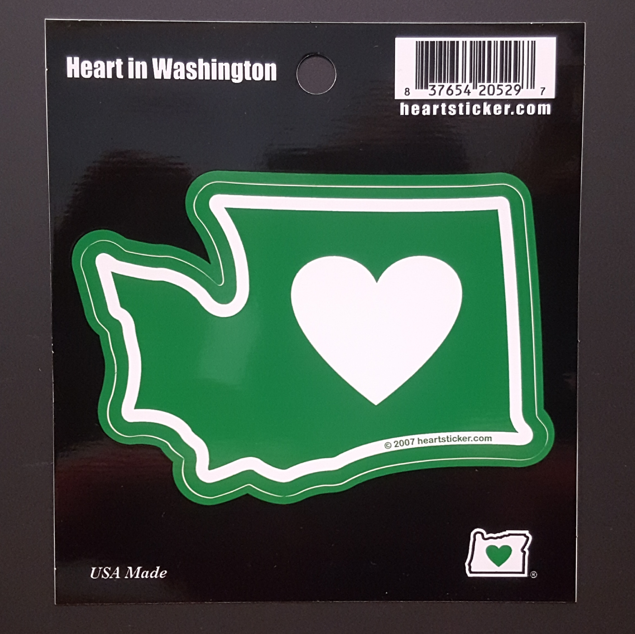 Heart in Washington