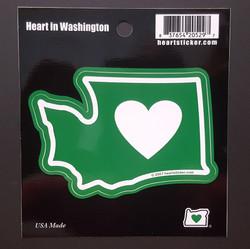 Heart in Washington