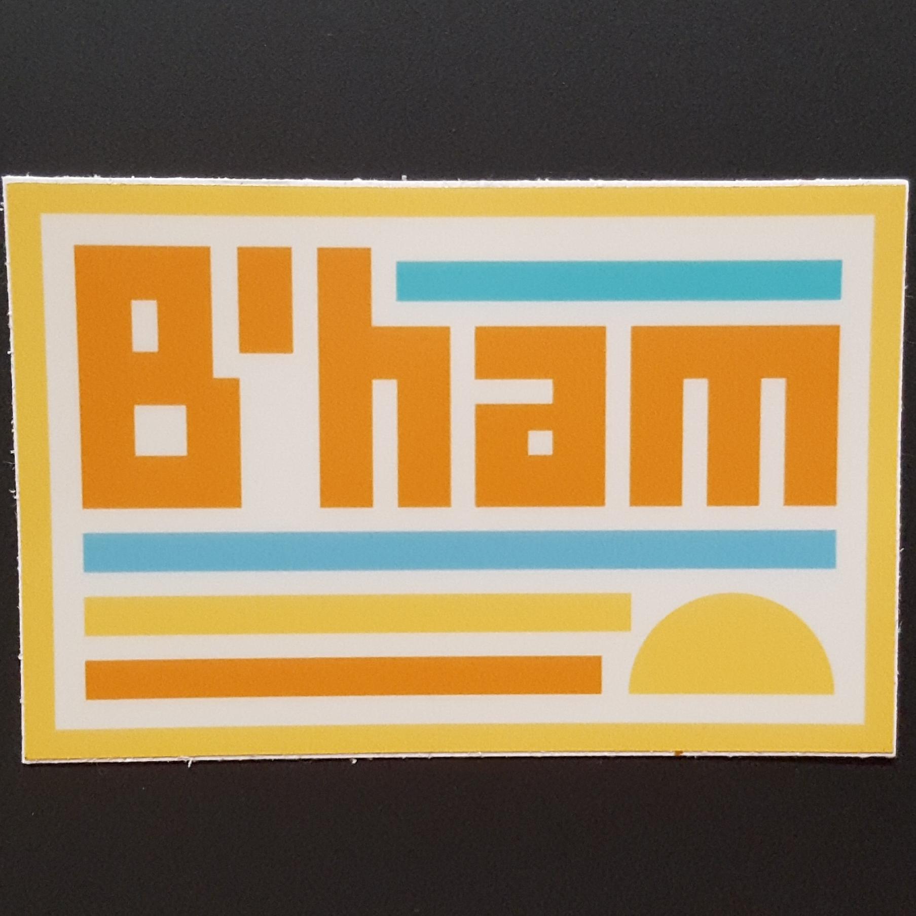 Evan Dahl B'ham Summer Vibes