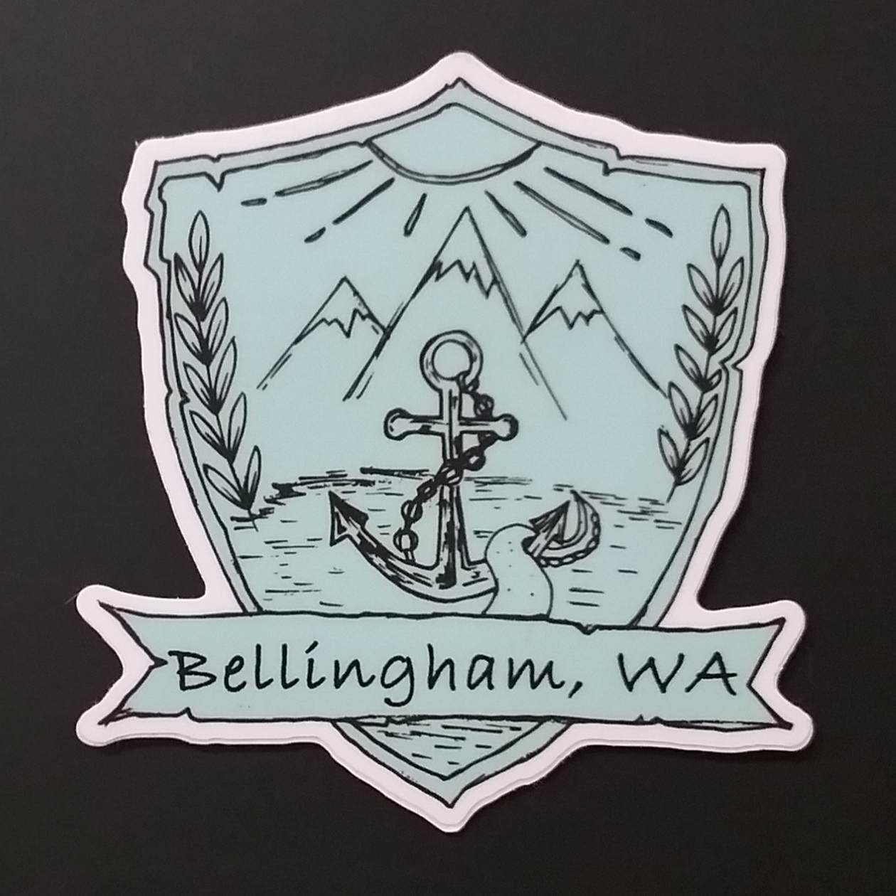 Bellingham Anchor Banner