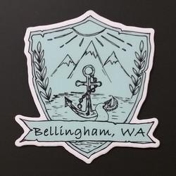 Bellingham Anchor Banner