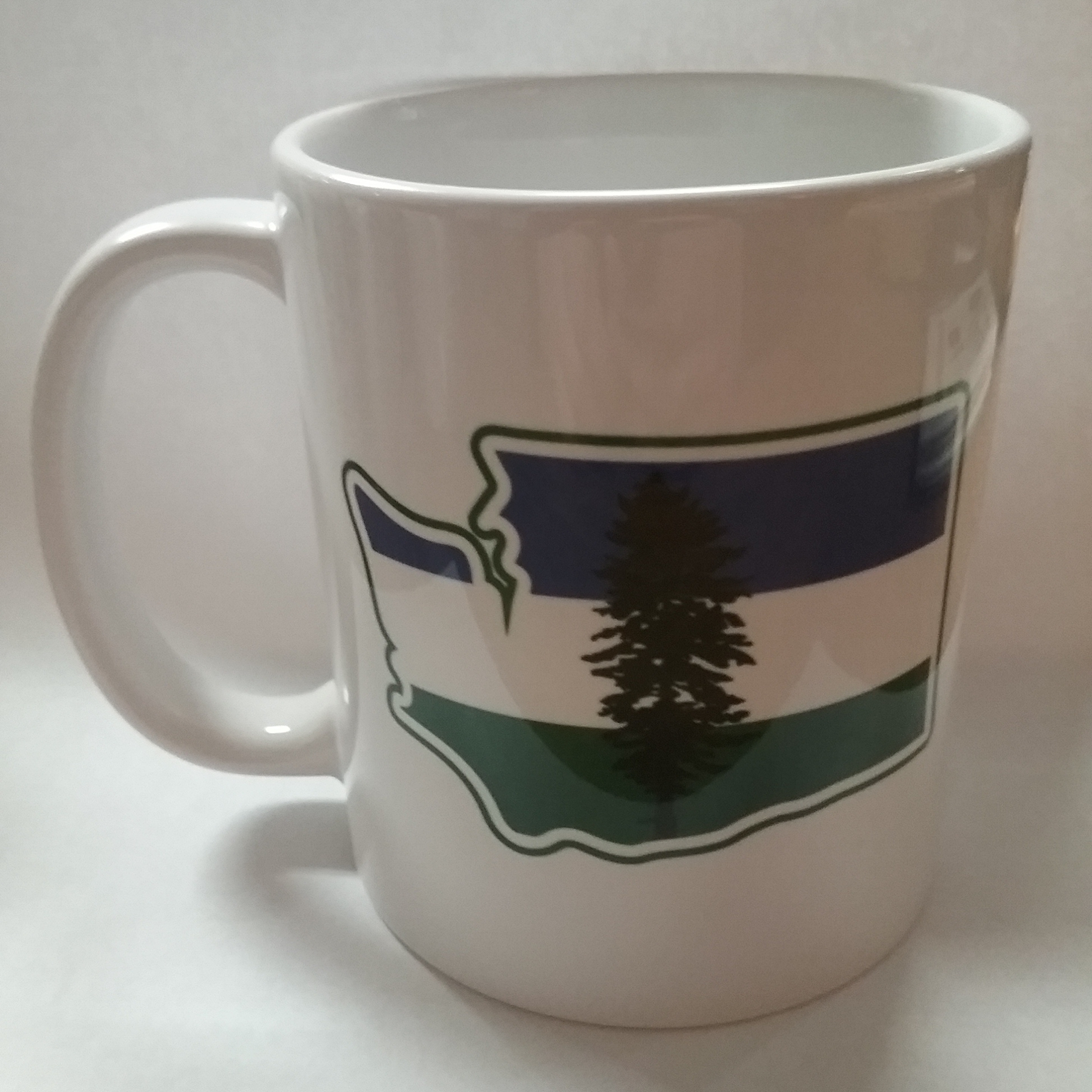 Washington Cascadia Mug