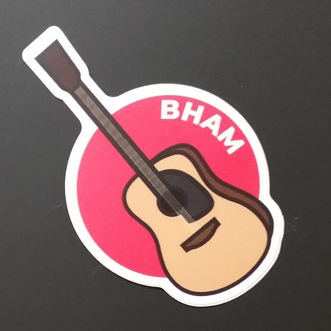 BHAM Acoustic Guitar