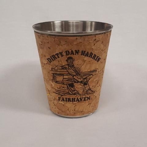 Dirty Dan Shot Glass
