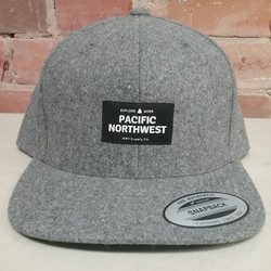 The Wooly Snapback PNW