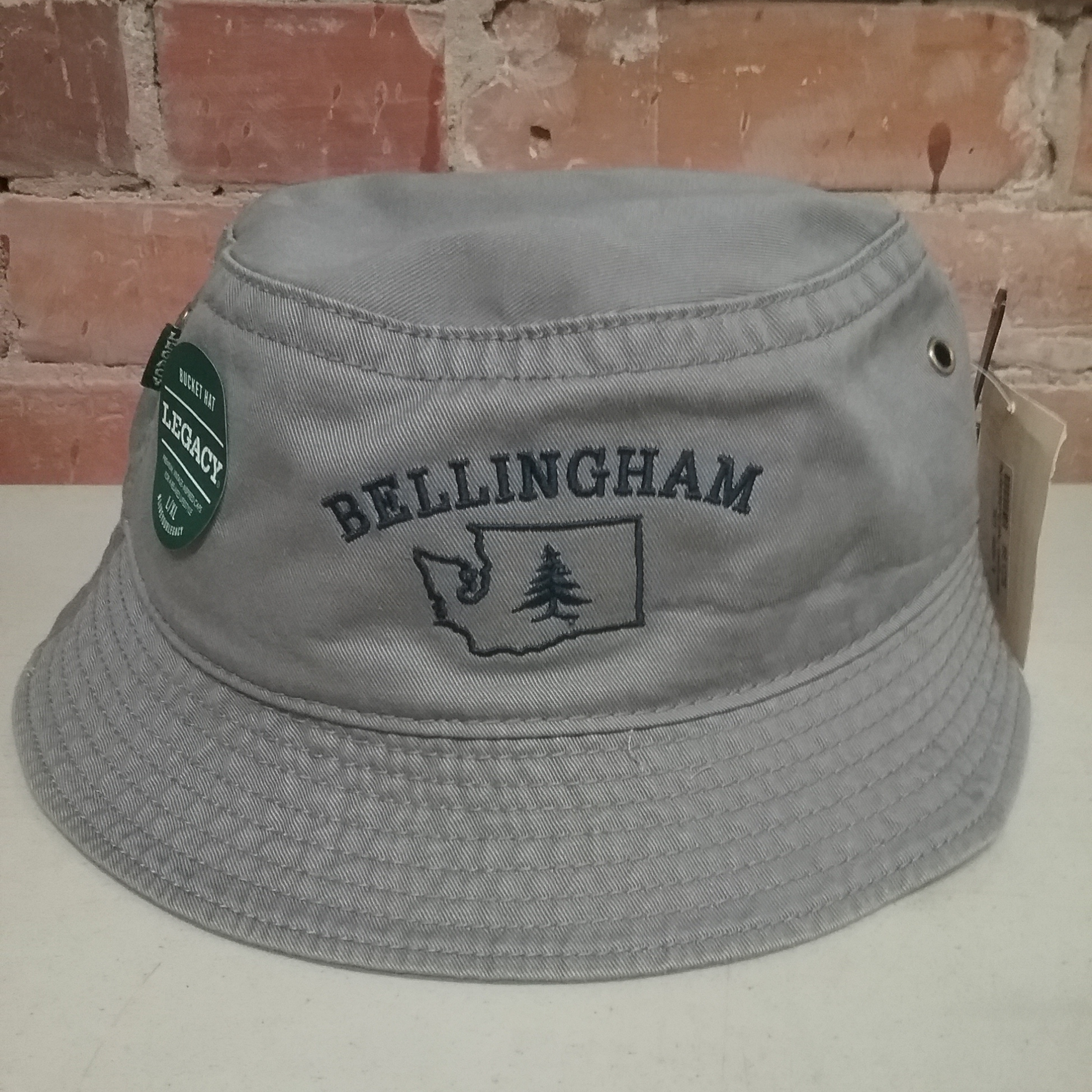 Bellingham Twill Bucket Hat