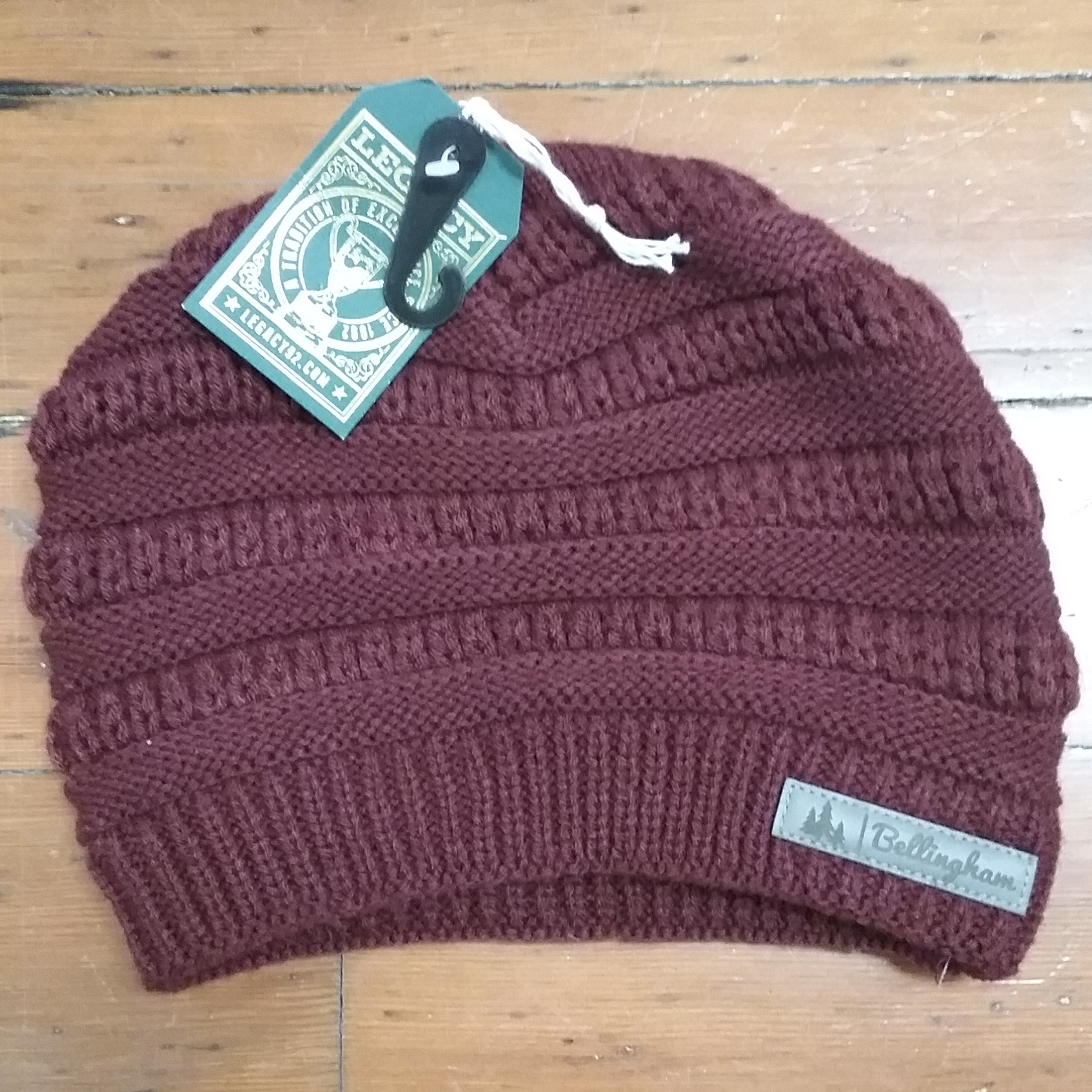 Purl Slouch Beanie Bellingham