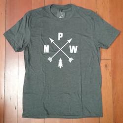 Mens PNW Arrow T-Shirt