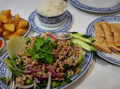 FRESH CHILLI SHOWS THE JOYS OF THAI