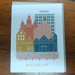 Brittany Schade Bellingham Card