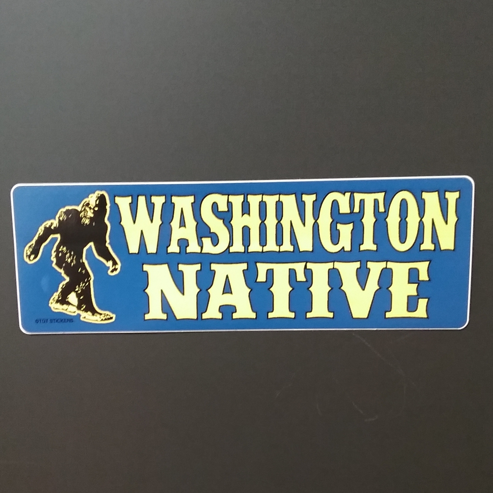 Bigfoot WA Native
