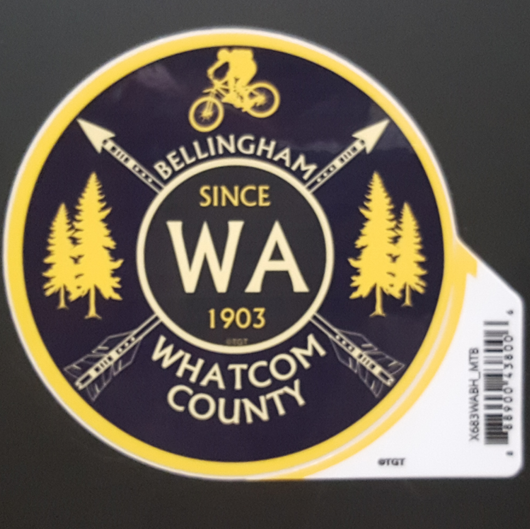 Dart Circle Whatcom County