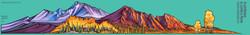 Flatirons Rocky Mountain N.P.