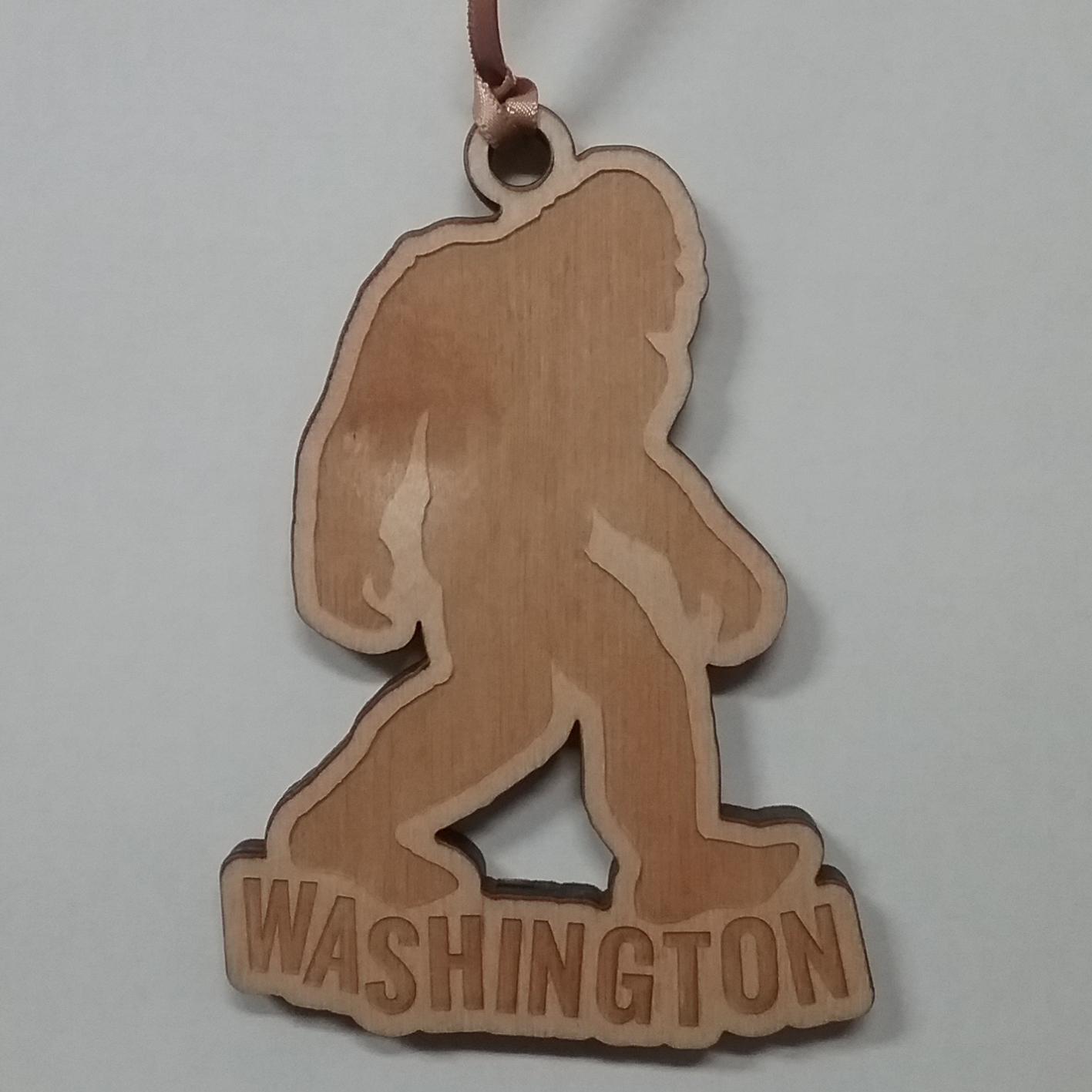 Ornament Washington Bigfoot