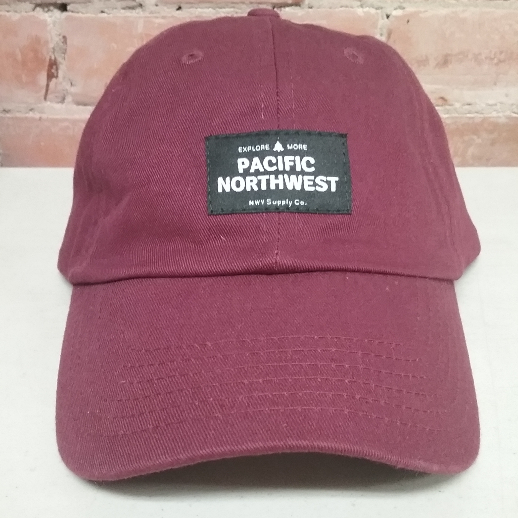 The Coast Dad Hat PNW