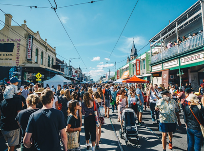 SYDNEY ROAD STREET PARTY SHOWS THE DIFFERENT FACES OF MELBOURNE