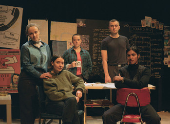 'Analog' Theatre Review