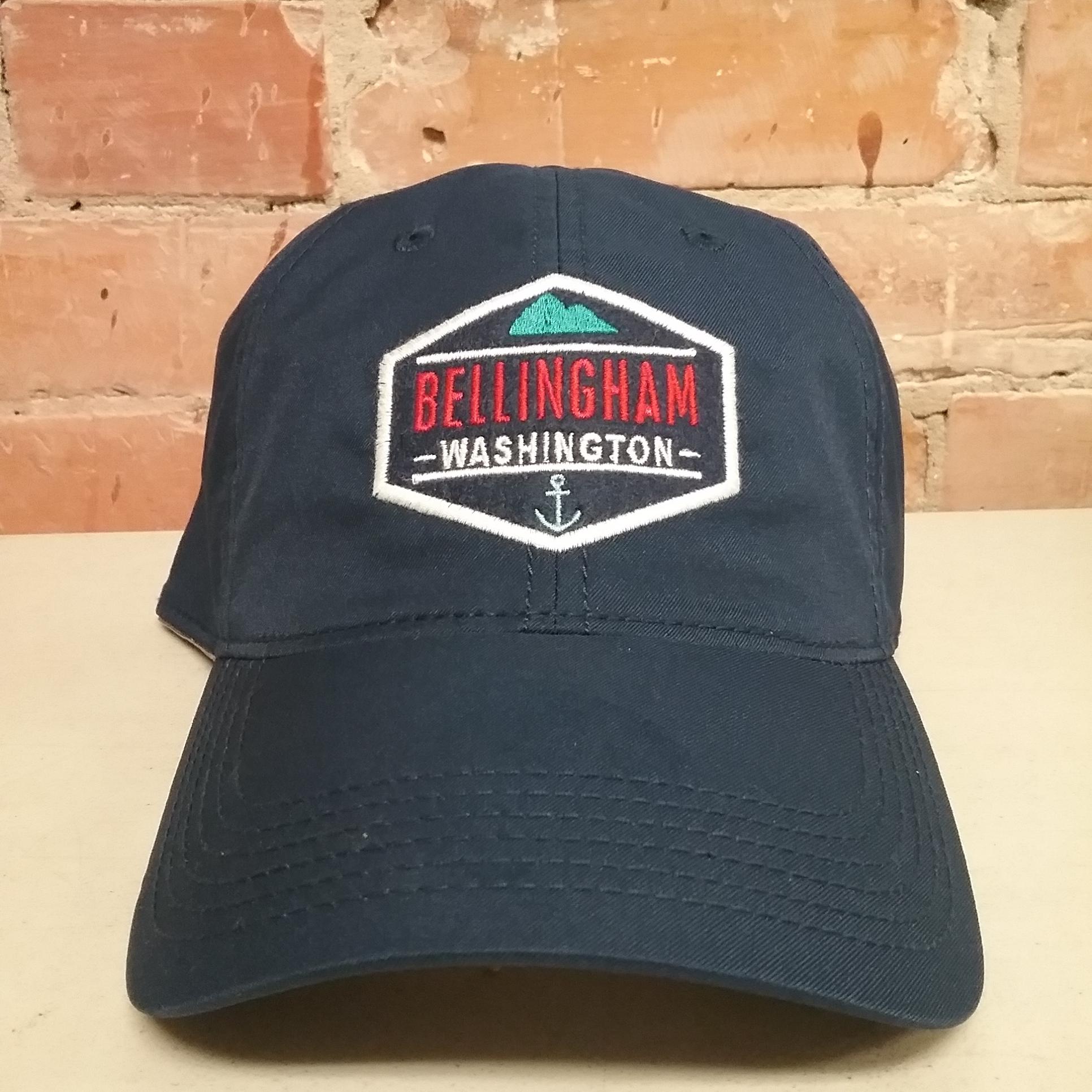Bellingham WA Academy Hat