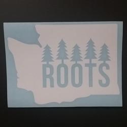WA Roots Diecut