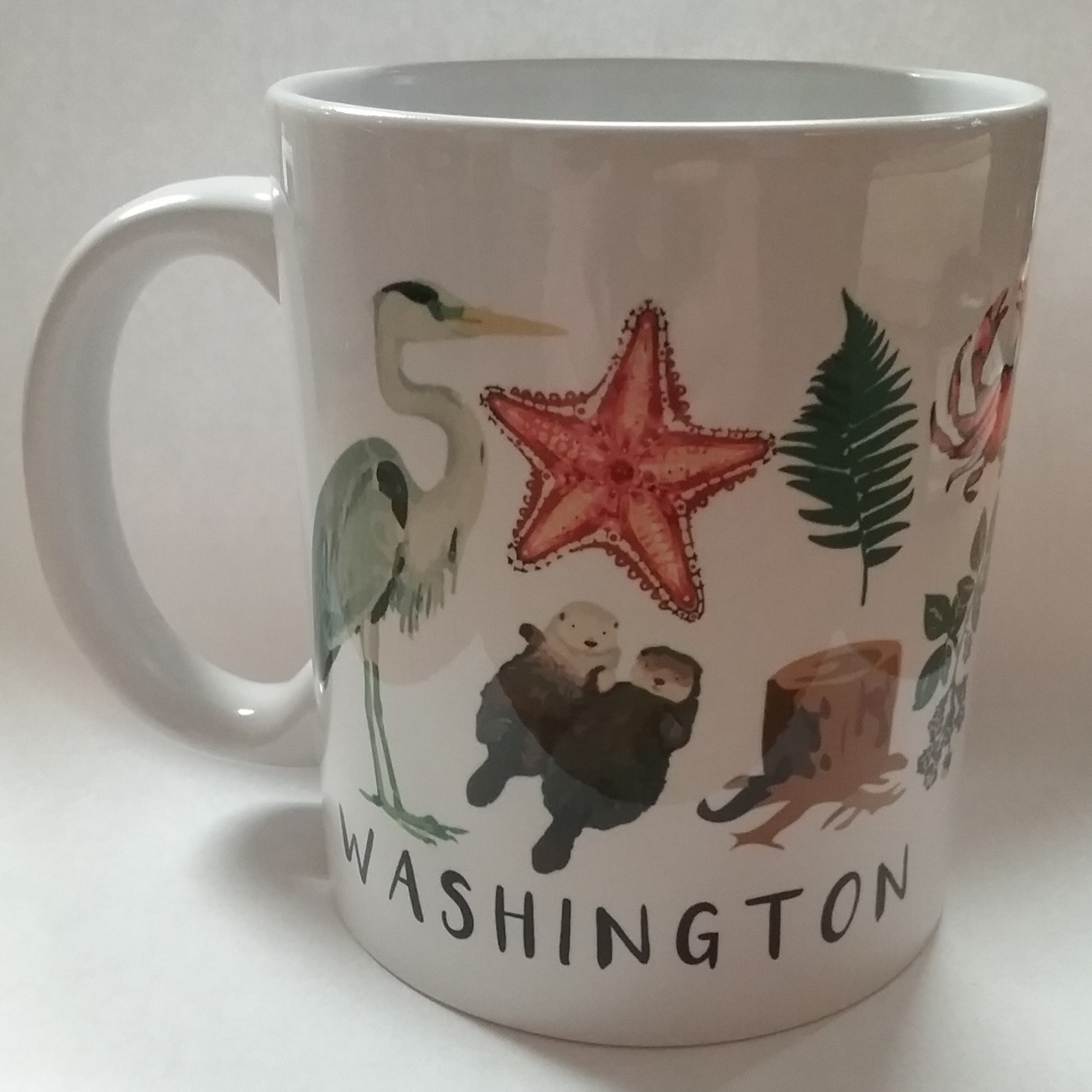 Washington Objects Mug