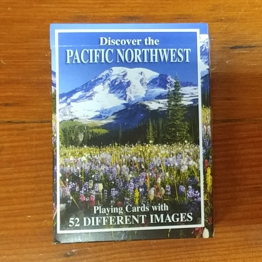 Pacific Northwest Playing Cards