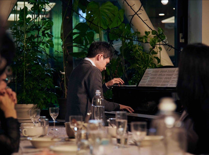 'BREATHE' TELLS OF PERFORMANCE WITH DINING