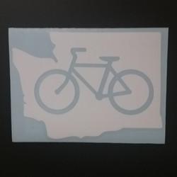 WA Bike Diecut