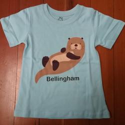 Otter Bellingham Kids T-Shirt