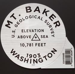 Mt. Baker Elevation