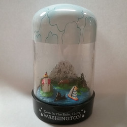 Washington RainGlobe