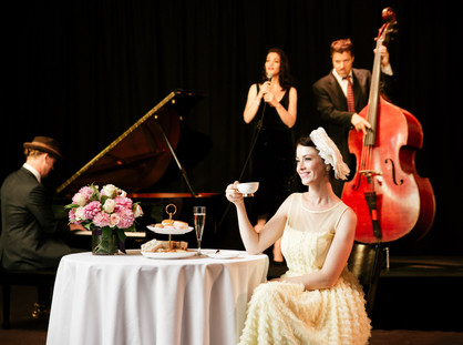 SWINGING SUNDAY BRINGS TO LIFE THE GREAT AMERICAN SONGBOOK
