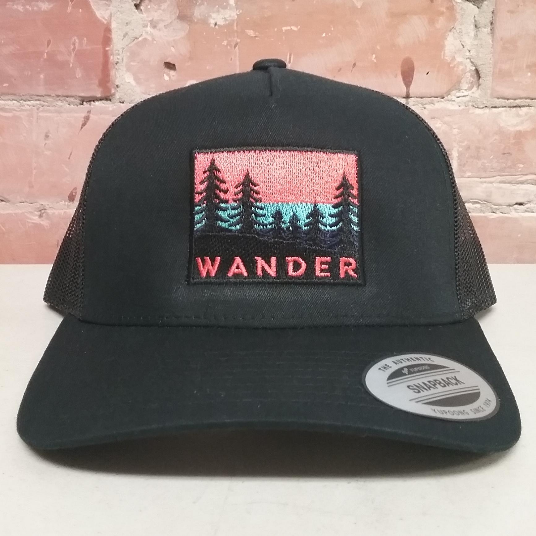 Wander Trucker