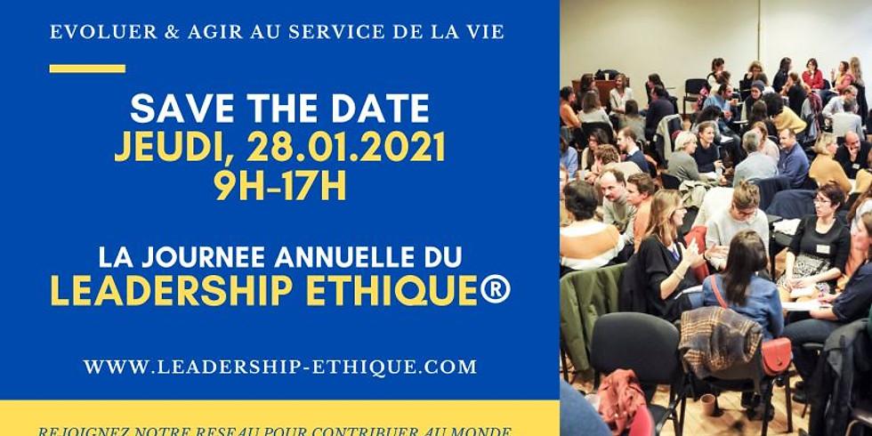Journée annuelle du Leadership Ethique
