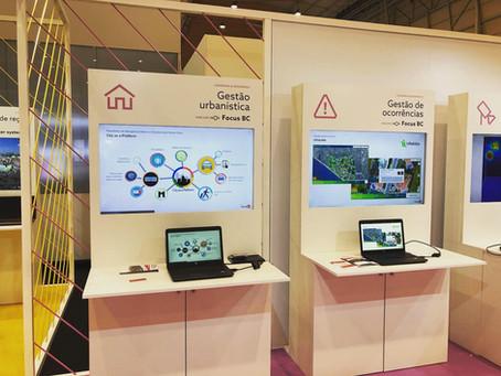 Focus BC present in Portugal Smart Cities Summit 2019