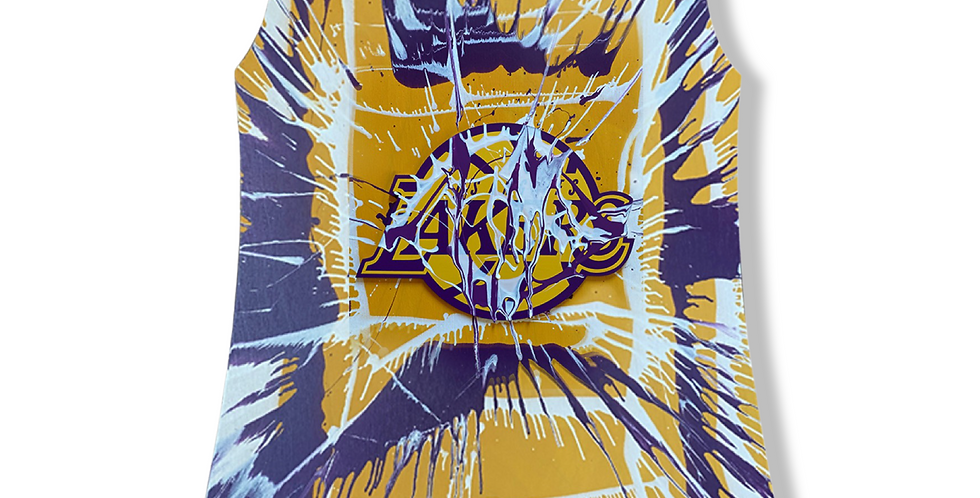 Los Angeles Lakers Painting