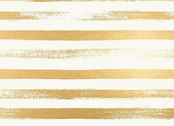 Metallic Gold  Zip by Ruby Star Society