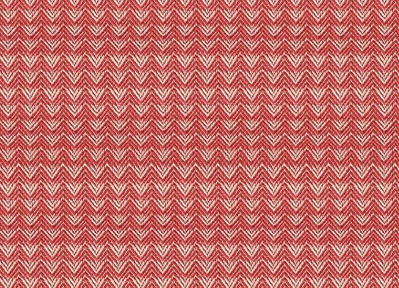 Ruby Star Society - Warp & Weft Wovens Warm Red by Moda