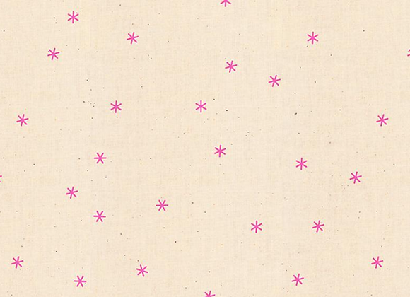 Ruby Star Society Spark Dots -Neon Pink- by Moda