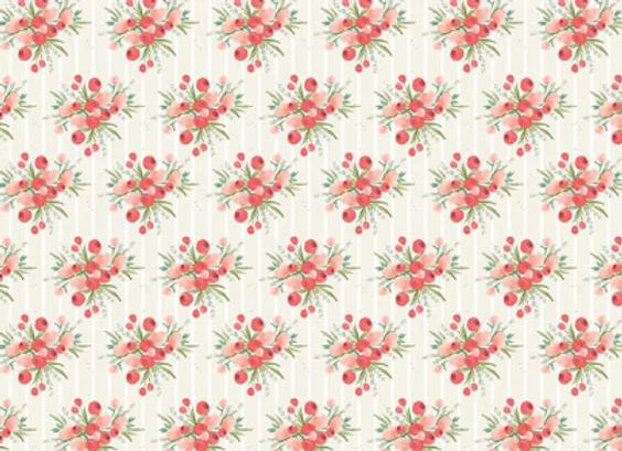 Flower Market Bouquets Cream C8923-CREAM by Riley Blake