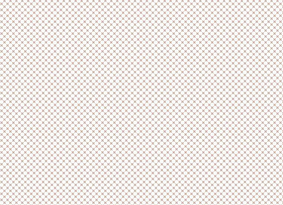 Kisses Tone On Tone SC220-on White Rose Gold by Doodlebug Design  for Riley Bla