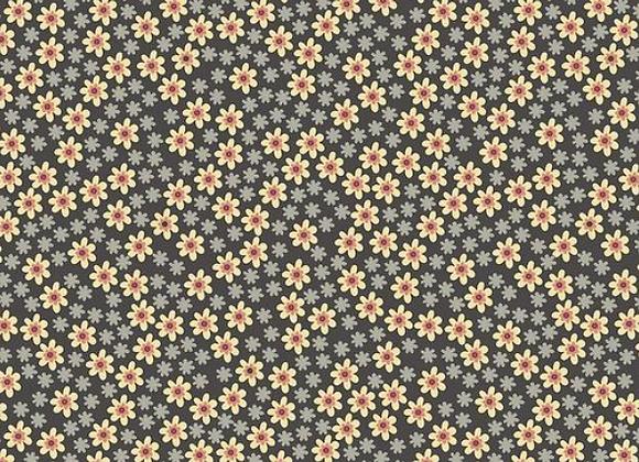 Benartex -Bonnie Lane- Grey Apron Pearlized by Pat Sloan