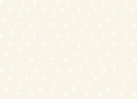 Cherries tone on tone Cream C215-Cream by Riley Blake Designs