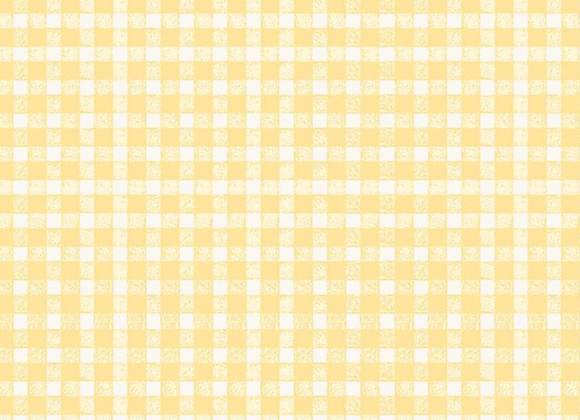 Flower Market Gingham Yellow C8927-YELLOW by Riley Blake